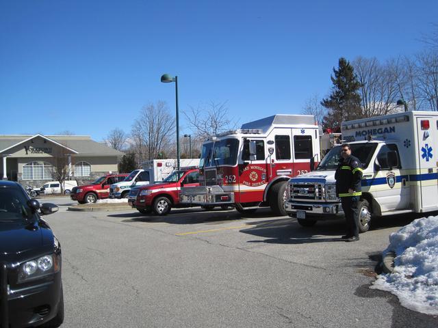 Mohegan Volunteer Fire Association