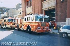E258 With FDNY E88