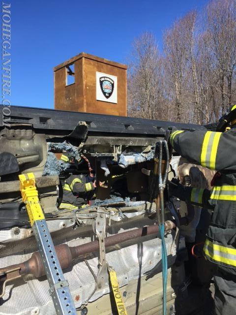 Nys Avet Class Held In House Mohegan Volunteer Fire