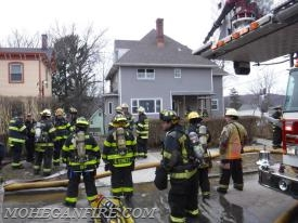 Photo Courtesy of Peekskill FD