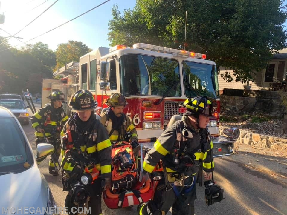 Photos Courtesy of Peekskill EMS